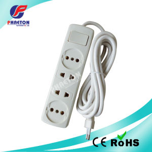 Middle East Power Extension Strip 4 Ways Socket pictures & photos