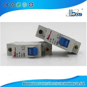 Dz47-63 6ka Mini Circuit Breaker with Semko Certificate/MCB pictures & photos