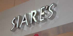 Face-Lit Stainless Steel LED Channel Letters for Shop Signage pictures & photos