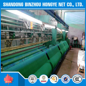 Fire-Retardant and UV-Resistent Green Construction Safety Net for Scaffolding Cover pictures & photos