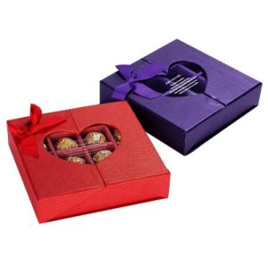 Paper Gift Packaging Chocolate Box pictures & photos