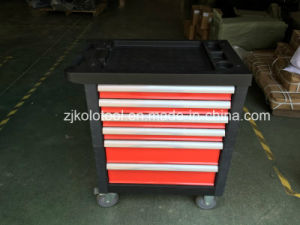 6 Drawers Professional Automative Tool Cabinet with Tools pictures & photos