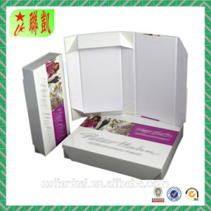 Custom Printed Folding Rigid Paper Gift Box with Magnets pictures & photos