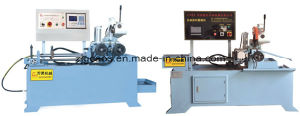 China High Precision Steel Tube CNC Band Saw Machine pictures & photos