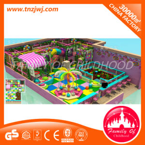 Funny Kids Slide Soft Indoor Maze Playground for School pictures & photos