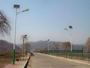10m 80W Solar Road Light for Outdoor Lighting pictures & photos