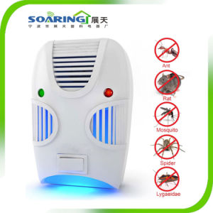 Electric Home Pest Control Ultrasonic Repeller pictures & photos