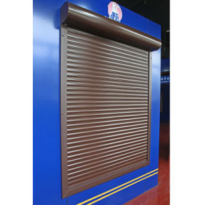 European Rolling / Roller Shutter Window (42mm slats) pictures & photos