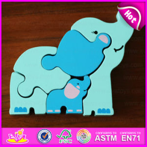 2016 Brand New Wooden Puzzle Game, Preschool Wooden Puzzle Toy, DIY Educational Wooden Puzzle Toy, Kids′ Puzzle Toy W14A151 pictures & photos