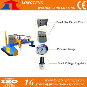 Gantry Machine Gas Regulator Panel with Pressure Gauge pictures & photos