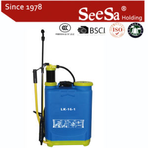 16L Knapsack/Backpack Manual Hand Pressure Agricultural Sprayer (SX-LK16-1) pictures & photos