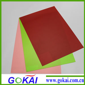 PVC Rigid Sheet for Advertisement/Sign pictures & photos