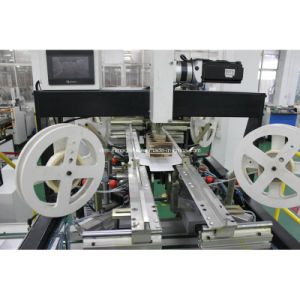 Yx-6418d High Speed Automatic Box Four Corners Taping/Pasting Machine pictures & photos