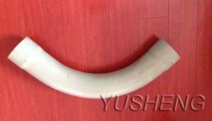 Long Radius 110mm 90degree PVC Bend pictures & photos