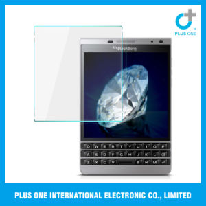 0.3mm 2.5D Tempered Glass for Blackberry Passport a+ Quality