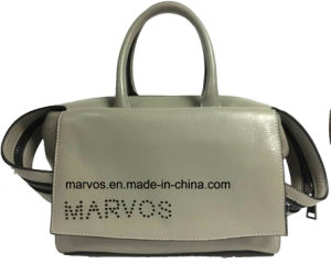 Hot Stylish Genuine Leather Handbag Shoulder Bag (M10663)