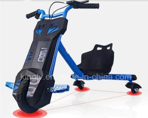 120W Three Wheel Kids Electric Drift Go Kart (CK-03) pictures & photos