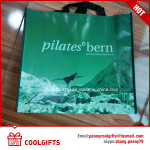 Advertising Lamination Non Woven Shopping Bag for Promotion pictures & photos