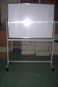Office Double Sided Revolved Whiteboards pictures & photos