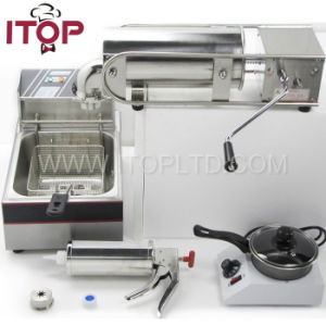 High Quality Commercial Churros Making Machine (ITCM-20) pictures & photos
