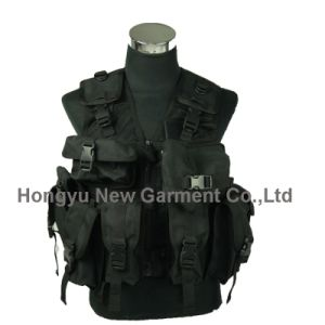 Military/Police Outdoor Protective Safety Combat Tactical Vest (HY-V046) pictures & photos