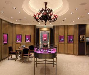 Elegant Retail Store Fashionable Jewellry Displays Showcase pictures & photos