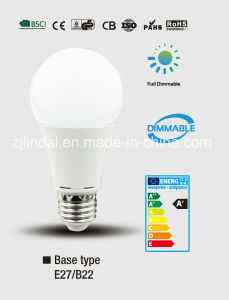 Dimmable LED Bulb A60-Sbly pictures & photos