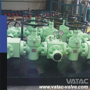 "API 6A 9 3/8"" Tubing Head/Production Tubing/Tubing Hangers for Wellhead Assembly Components pictures & photos"