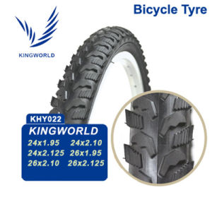 Black Inflatable Top Quality CE Certificated Bike Tire pictures & photos
