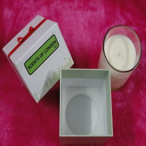 New Design Scented Soy Candle in Gift Box