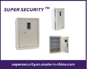 Wall Safe with Digital Keypad (PWS46) pictures & photos