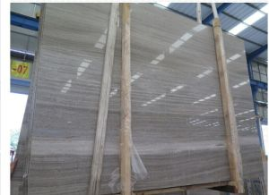 Wholesale Natural Grey Marble Slab 2cm pictures & photos