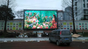 P10 Outdoor Full Color LED Video Wall Screen pictures & photos