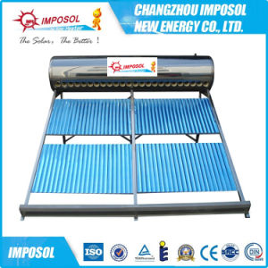 150L Non Pressure Solar Water Heater pictures & photos