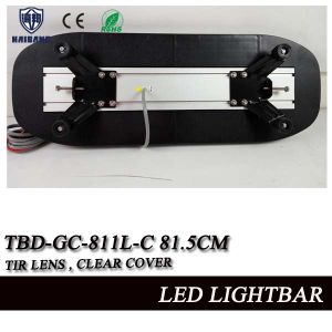 815mm 32 Inches Amber LED Warning Flashing Beacon with Tir or Lin Lens in 12V (TBD-GC-811L-C 815mm) pictures & photos