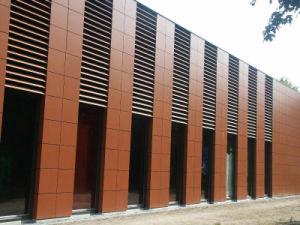 China Outdoor Decorative High Pressure Laminate Wall