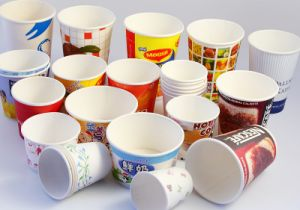 Intelligent Design Paper Cup Handle Machine for Coffee Cup pictures & photos