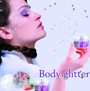 Spring Glitter Powder Apply to Fashionable and Waterproof Cosmetics pictures & photos