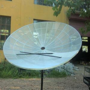 Satellite C Band Aluminum Mesh Dish Antenna 3m pictures & photos