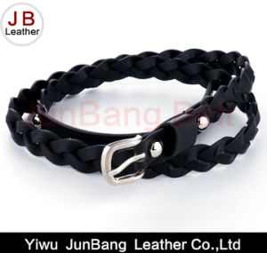 Ladies Fashion Braid Weave Belts pictures & photos