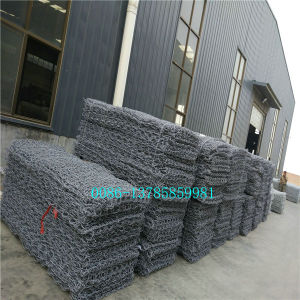 Hot-Dipped Galvanized Gabion Box, Gl Gabion (Peaceful-HP1069) pictures & photos