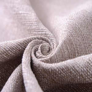 Beige Color Special Material of Linen Fabric with Tc pictures & photos