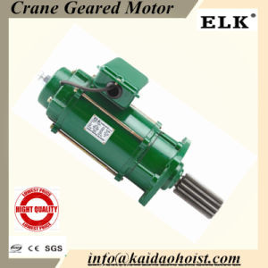 Elk Crane Geared Motor with Double Speed pictures & photos