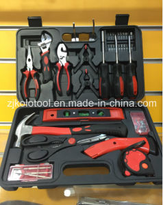 China Hot Sale 118PCS Plastic Handle Combi Hand Tool Sets, Germany Kraftwelles Tools Set, Mechanical Tools Set pictures & photos