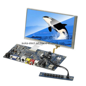7 Inch VGA LCD Module with PCB Board Display pictures & photos
