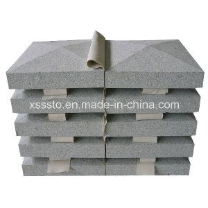 Grey G623 Granite Post Cap Stone pictures & photos