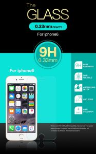 Tempered Glass Screen Protector for iPhone pictures & photos