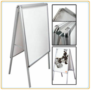 Double Snap Frame Poster Holder/Poster Display Stand (A1) pictures & photos