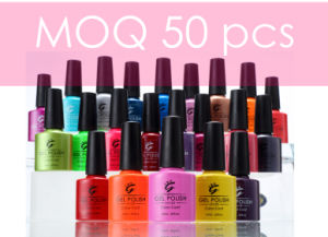 Free Samples Makeup Product Gel Nail Polish pictures & photos