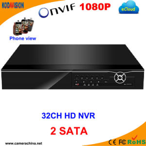 32 Channel H. 264 Standalone CCTV Digital NVR Recorder pictures & photos